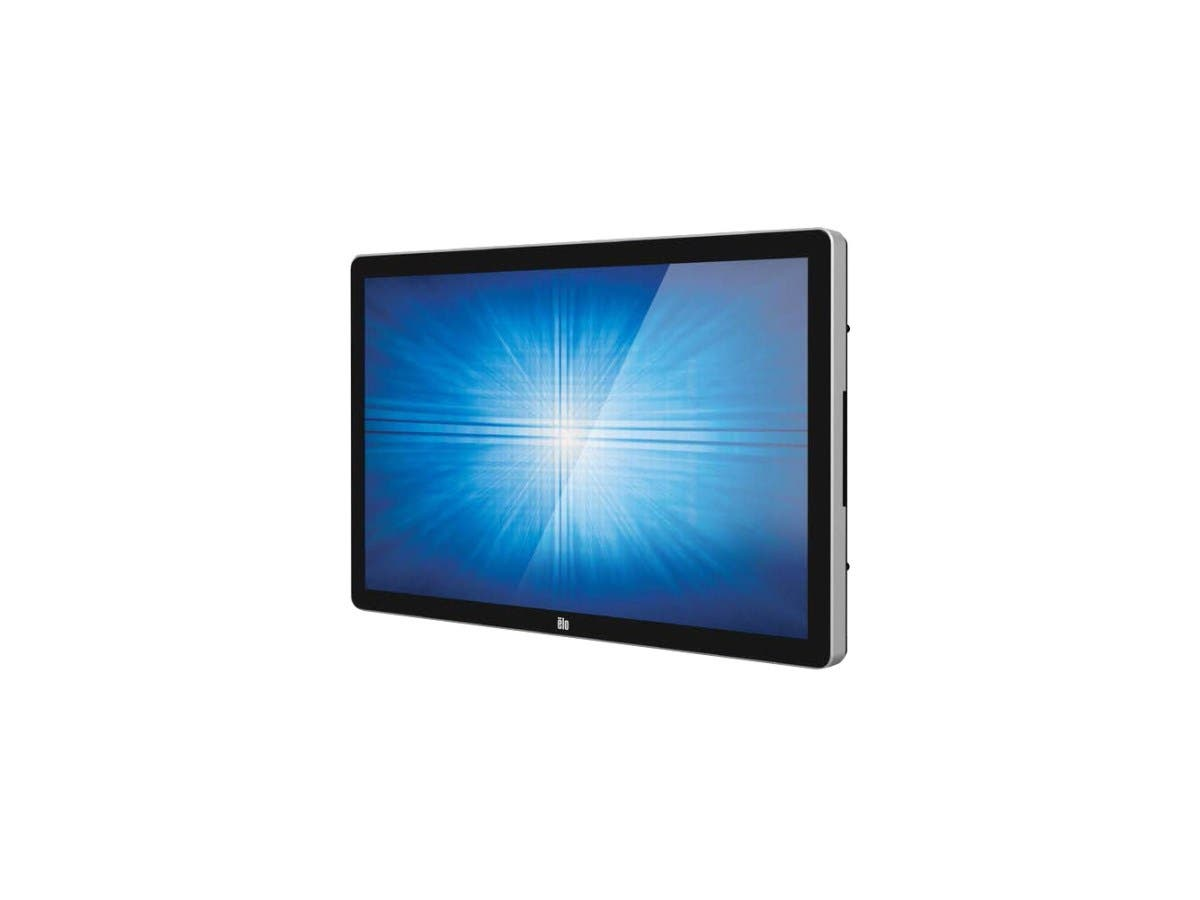 """Elo 3202L 32-inch Interactive Digital Signage Touchscreen (IDS) E222368  - 32"""" LCD - 1920 x 1080 - LED - 500 Nit - 1080p - HDMI - USBEthernet - Black-Large-Image-1"""