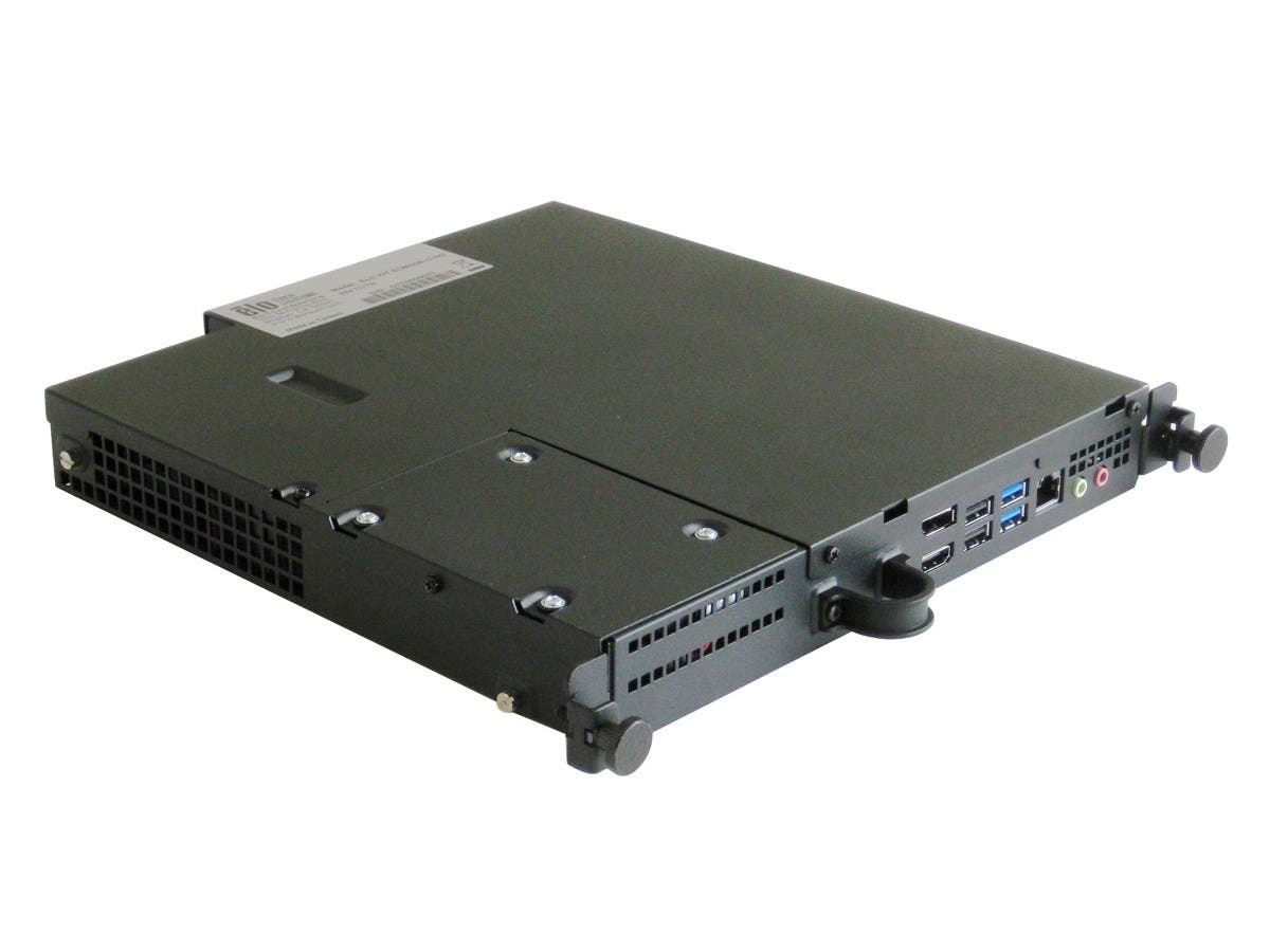 Elo ECMG2B Digital Signage Appliance - Intel Core i5 i5-4590S 3.70 GHz - 4 GB DDR3 SDRAM - 320 GB HDD - HDMI - USBEthernet-Large-Image-1