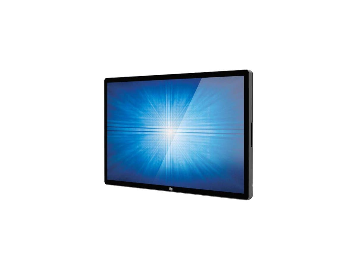 "Elo 4602L 46-inch Interactive Digital Signage Touchscreen (IDS) E222370 - 46"" LCD - 1920 x 1080 - LED - 500 Nit - 1080p - HDMI - USBEthernet - Black-Large-Image-1"
