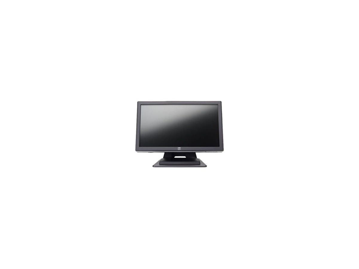 "Elo 1919L 19"" LED LCD Touchscreen Monitor E783686 - 16:9 - 5 ms - Surface Acoustic Wave - 1366 x 768 - WXGA - 1,000:1 - 250 Nit - Speakers - USB - VGA - Black - 3 Year"