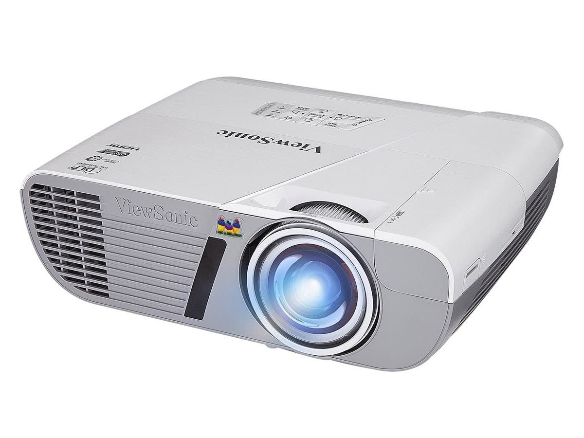 ViewSonic PJD6352LS 3200L LightStream XGA Networkable Short-Throw Projector -Large-Image-1