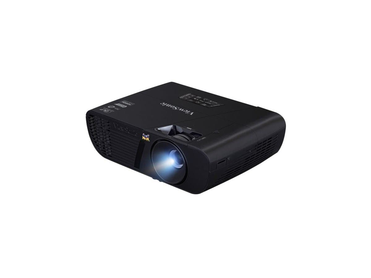 Viewsonic LightStream PJD7720HD 3D DLP Projector - 1080i - HDTV - Front - 4000 Hour Normal Mode - 10000 Hour Economy Mode - 1920 x 1080 - Full HD - 22,000:1 - 3200 lm - HDMI - USB - 330 W