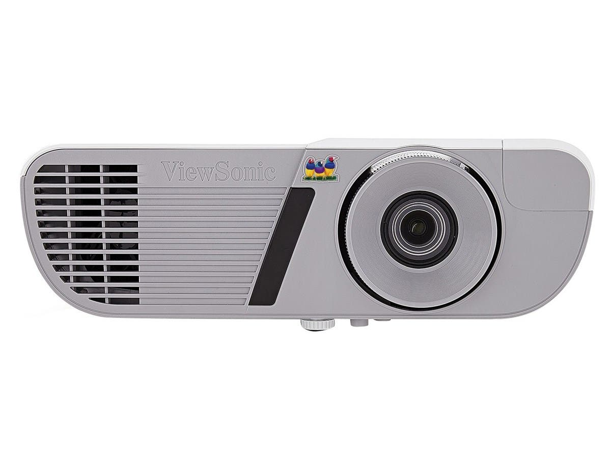ViewSonic PJD6552LW DLP Projector, 1080p, 3500 ANSI Lumens, Secure MHL/HDMI port, SonicExpert Technology, 10W Internal Speakers
