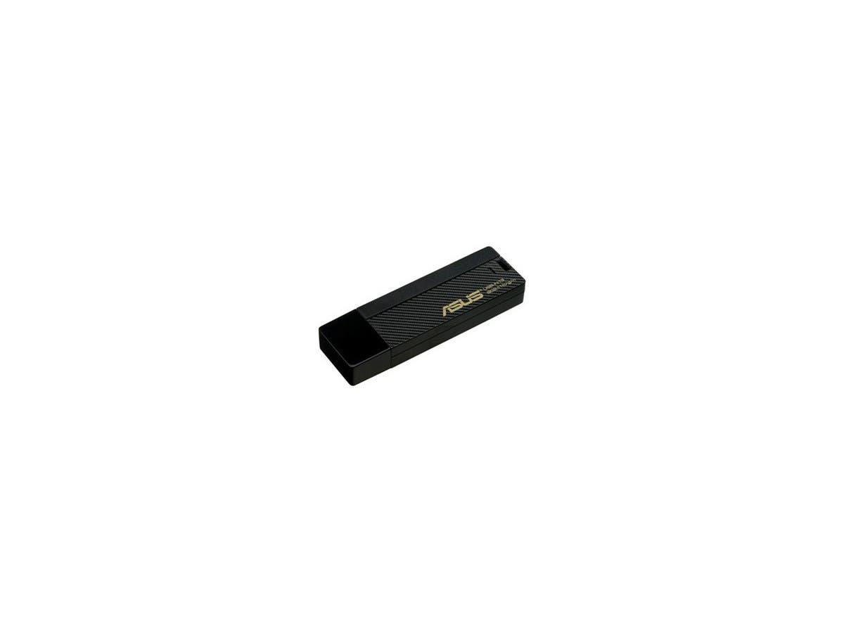 ASUS USB-N13 Pro N USB Adapter - USB - 300Mbps - IEEE 802.11n -Large-Image-1