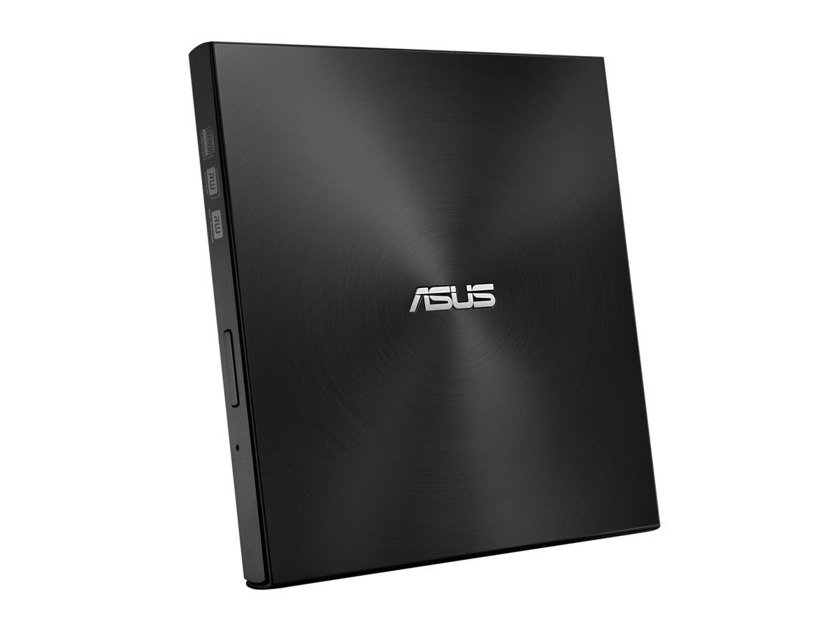 ASUS ZenDrive Ultra-slim External DVD Drive Model SDRW-08U7M-U/BLK/G/AS-Large-Image-1