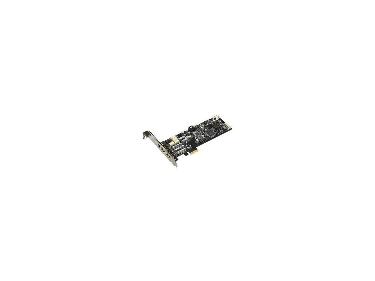 ASUS Xonar DX 7.1 Channel PCI Express Sound Card - AV100 - PCI Express - 24 bit - Internal