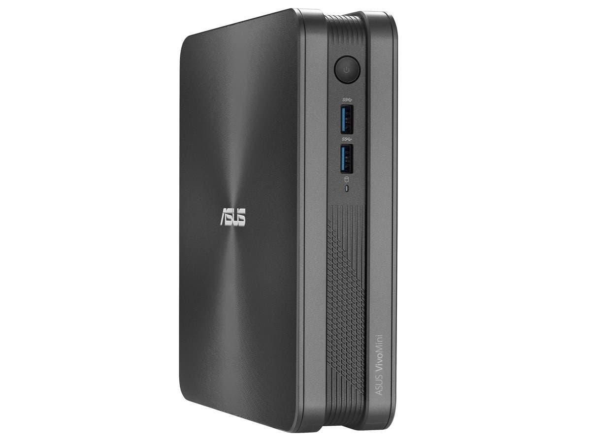 ASUS VC65R-G039M Intel H170 2 x 204Pin SO-DIMM Intel HD Graphics Iron Gray Mini PC Barebone