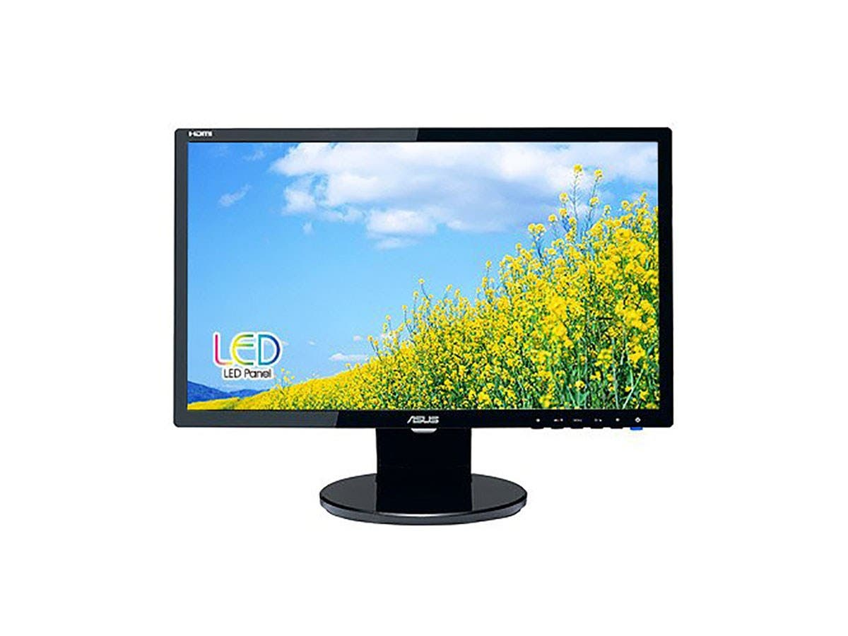"Asus VE228H 21.5"" Full HD HDMI LED BackLight LCD Monitor w/Speakers ASCR 10,000,000:1-Large-Image-1"
