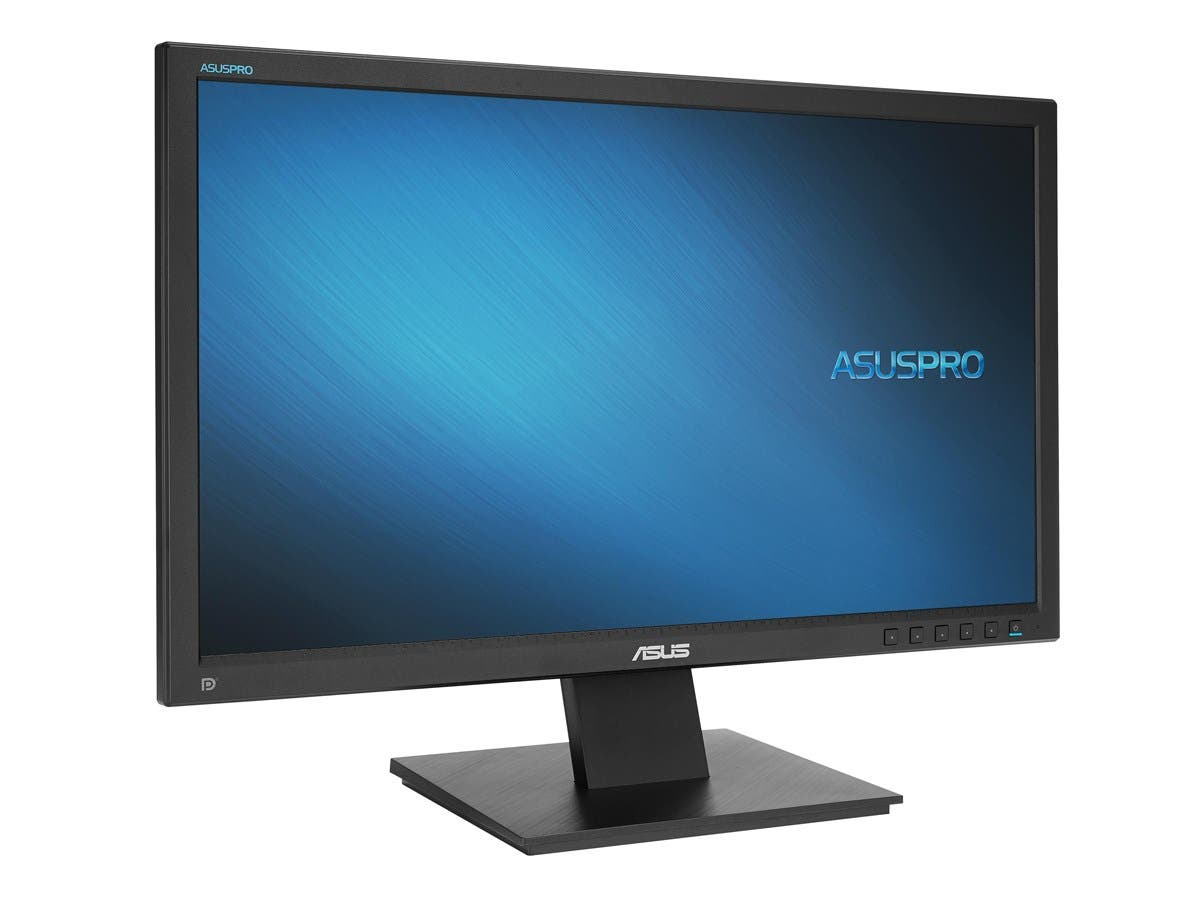 "Asus Commercial Series C423AQ 23 "" Black 1920x1080 IPS LED Backlight LCD Monitor 5ms 250cd/m2, Built-in Speakers, Flick Free Technology, Ergonomic tilt with 178° wide viewing angle-Large-Image-1"