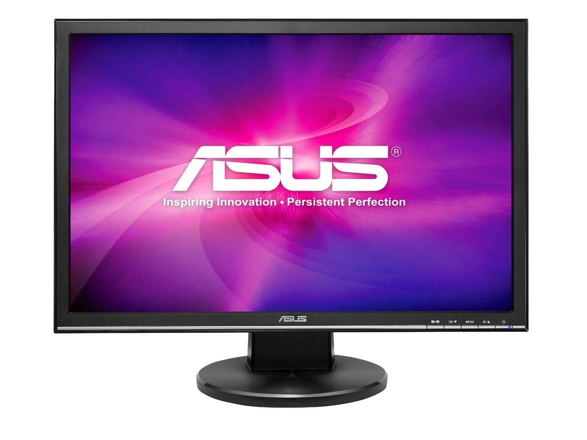 "ASUS VW22AT-CSM Black 22"" 5ms Widescreen LED Backlight LCD Monitor 250 cd/m2 50,000,000:1-Large-Image-1"