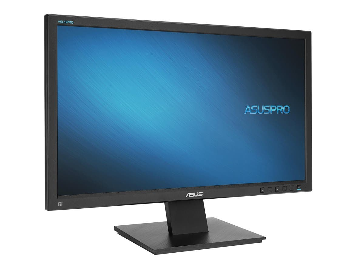 "Asus Commercial Series C422AQ 21.5 "" Black 1920x1080 IPS LED Backlight LCD Monitor 5ms 250cd/m2, Built-in Speakers, Flick Free Technology, Ergonomic tilt with 178° wide viewing angle"