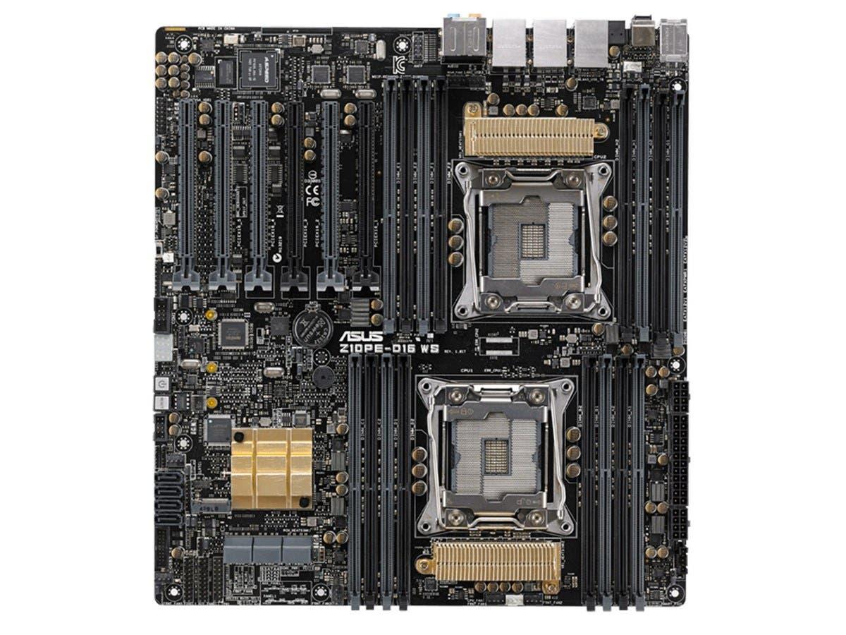 ASUS Z10PE-D16/4L SSI EEB Server Motherboard Dual LGA 2011 R3-Large-Image-1