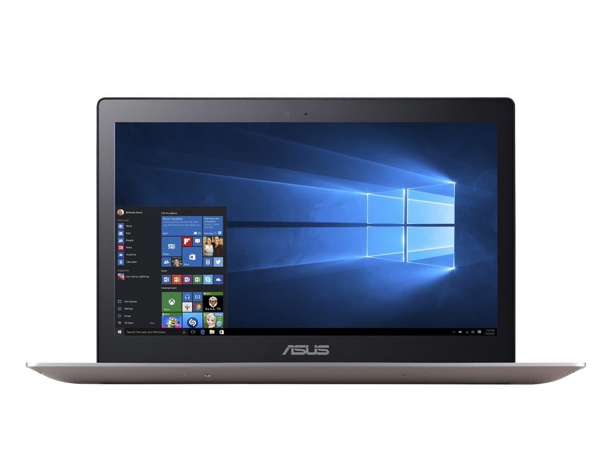 "ASUS Zenbook UX303UB-DH74T Ultrabook Intel Core i7 6500U (2.50 GHz) 12 GB Memory 512GB SSD 13.3"" IPS Quad HD+ Touchscreen Win10 Home 64-Bit"