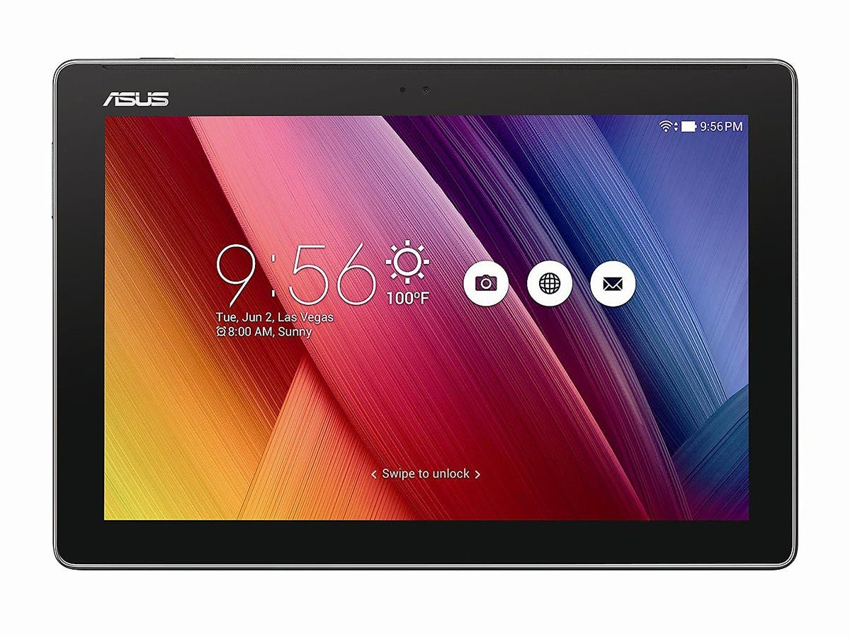"""ASUS Zenpad 10 Z300M-A2-GR MTK 2 GB LPDDR3 Memory 16 GB eMMC 10.1"""" Touchscreen Tablet Android 6.0 (Marshmallow) Rose Gold-Large-Image-1"""