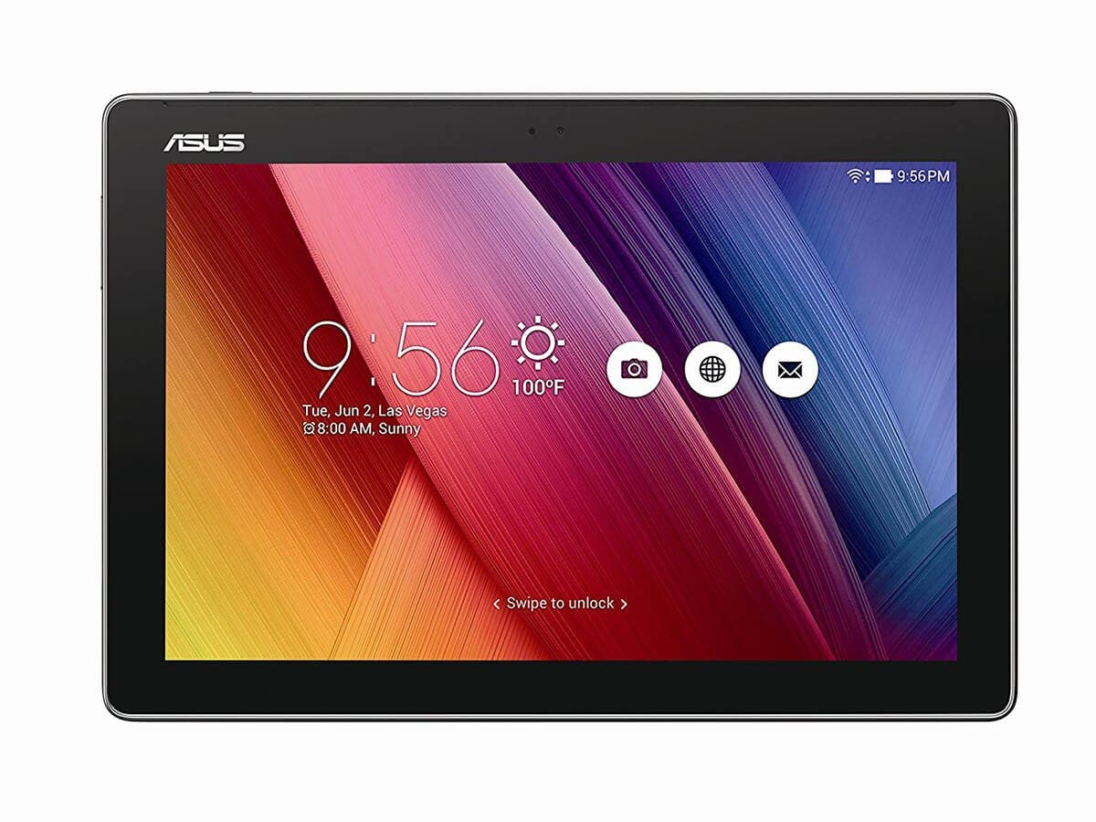 "ASUS Zenpad 10 Z300M-A2-GR MTK 2 GB LPDDR3 Memory 16 GB eMMC 10.1"" Touchscreen Tablet Android 6.0 (Marshmallow)"
