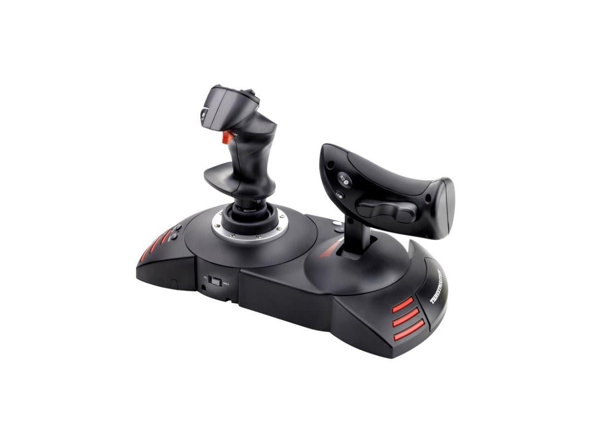 Guillemot Thrustmaster T-Flight Hotas X Joystick - Cable - USB - PC, PlayStation 3