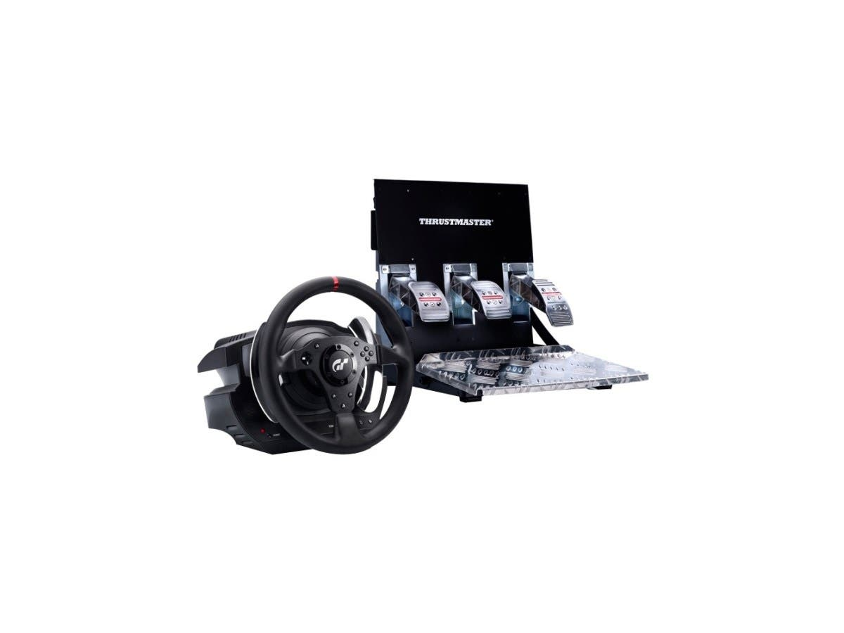 Thrustmaster T500 RS Gaming Steering Wheel - Cable - USB - PlayStation 3, PC - Force Feedback