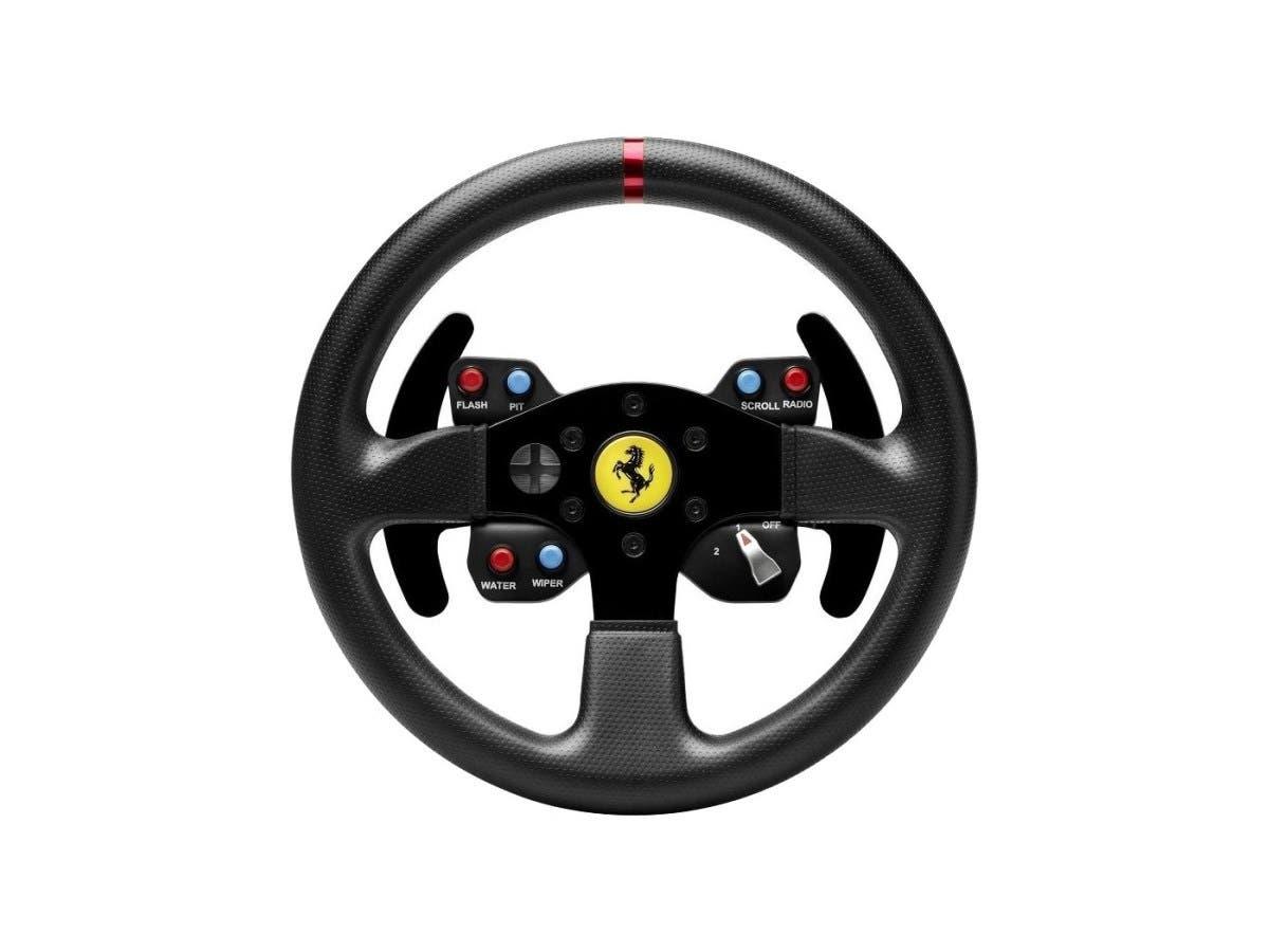 Thrustmaster Ferrari GTE Wheel Add-on - PC, PlayStation 3 - Force Feedback