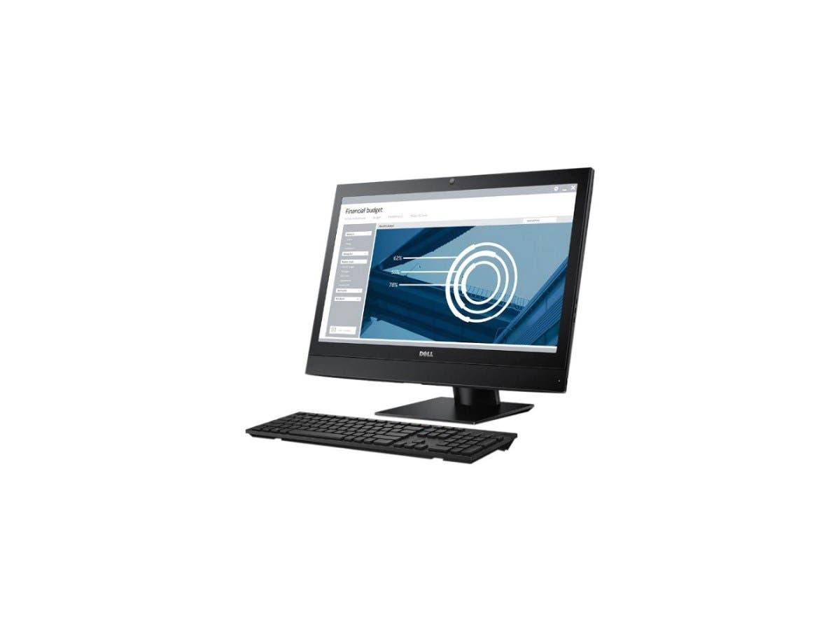 "DELL All-in-One Computer OptiPlex 7400 (MWXTN) Intel Core i5 6500 (3.20 GHz) 8 GB DDR4 500 GB HDD 23"" Touchscreen Windows 8.1 Pro (Includes Windows 10 Pro License)"