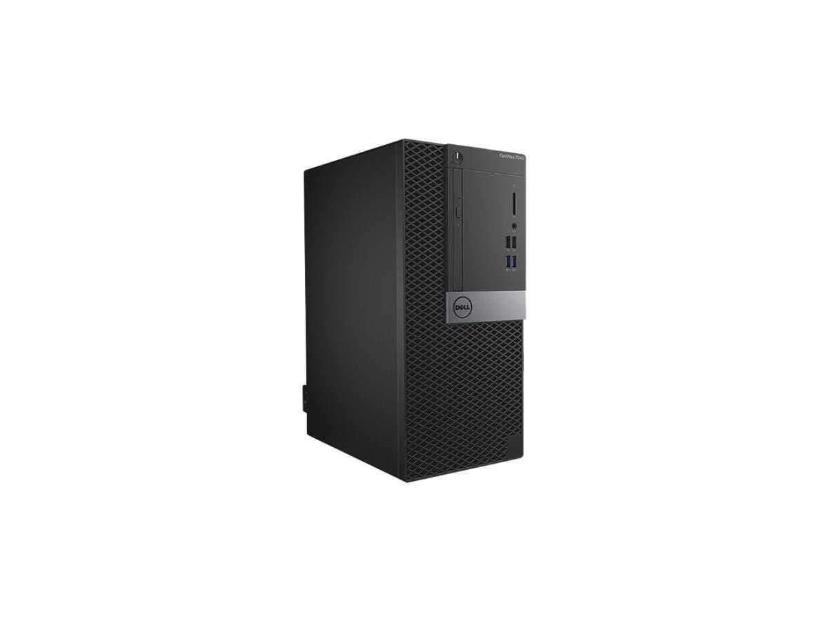Dell OptiPlex 7040 Desktop Computer - Intel Core i7 - Mini-tower Window 7 Professional