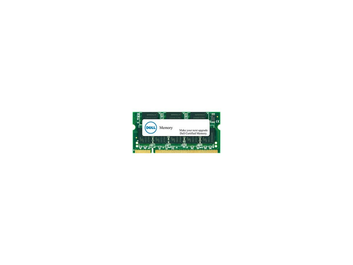 Dell 8GB DDR3 SDRAM Memory Module - 8 GB (1 x 8 GB) - DDR3 SDRAM - 1333 MHz DDR3-1333/PC3-10600 - ECC - Registered - 240-pin - DIMM