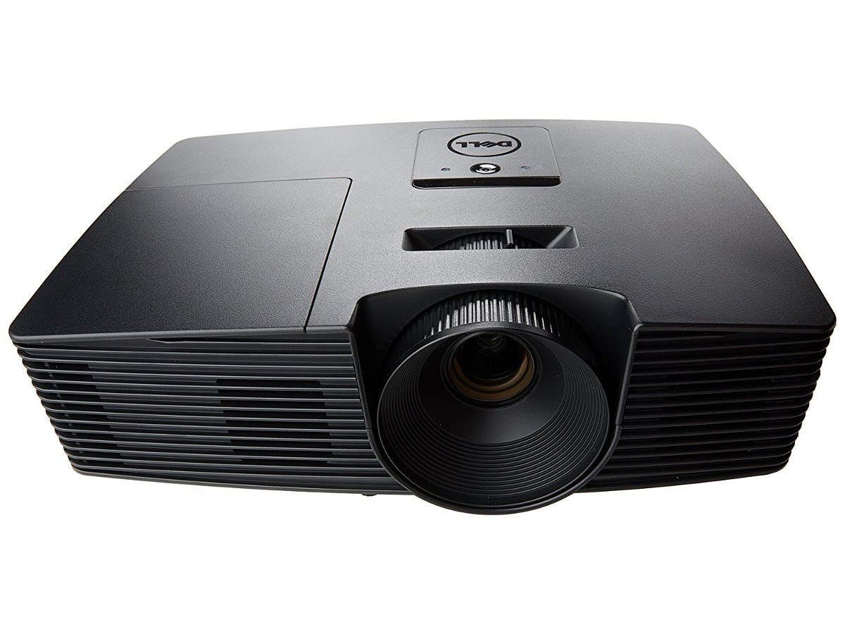Dell - 1220 - Dell 1220 - DLP projector - 3D - 2700 ANSI lumens - SVGA (800 x 600) - 4:3
