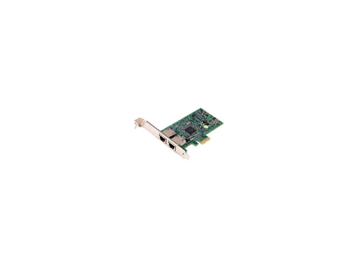 Dell Broadcom 5720 Dual-Port Low Profile Network Interface Card - PCI Express - 2 Port(s) - 2 - Twisted Pair - main image