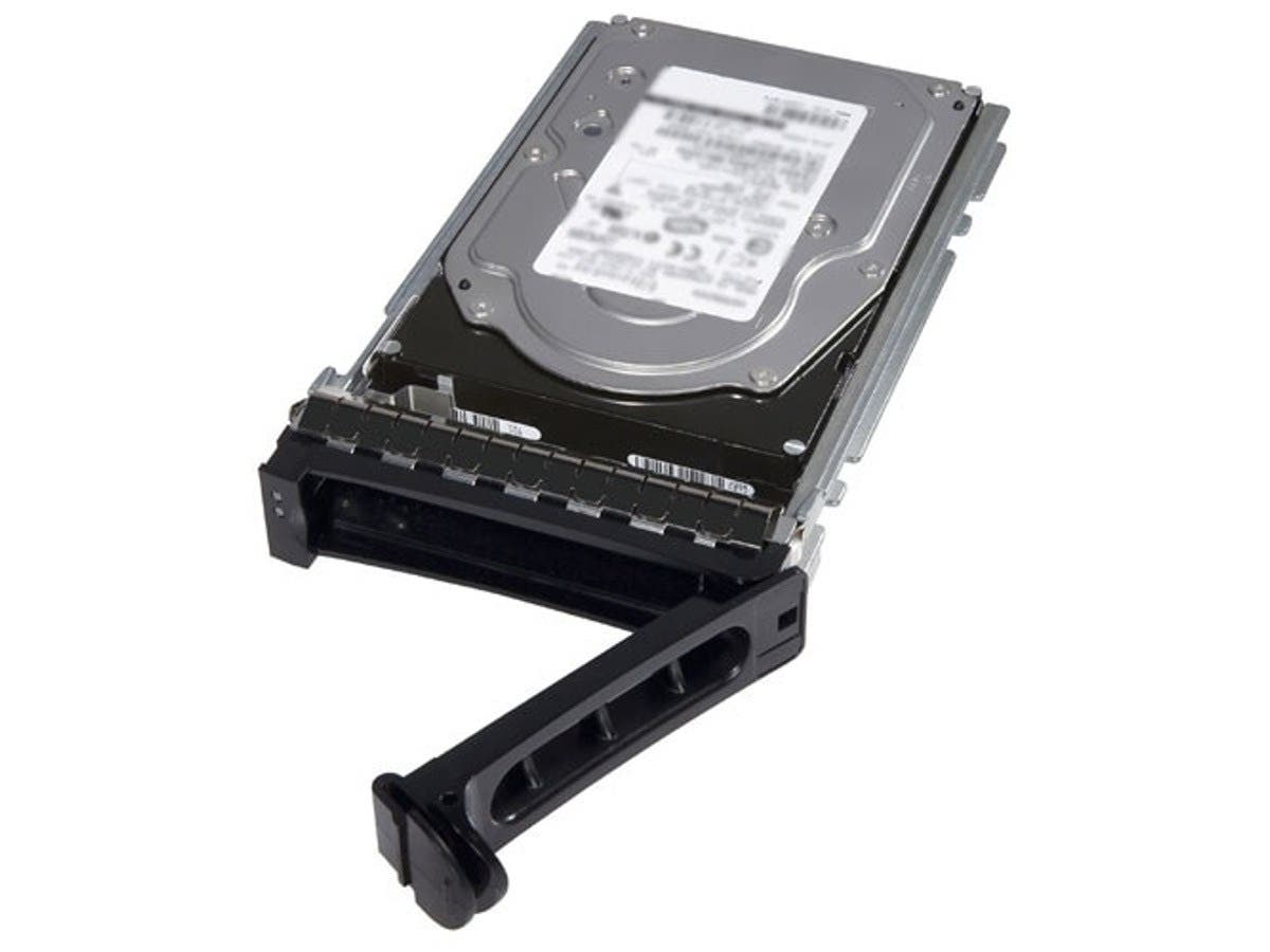 "Dell 300 GB 2.5"" Internal Hard Drive - SAS - 15000rpm-Large-Image-1"