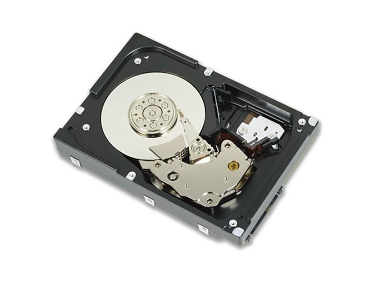 "Dell 300 GB 3.5"" Internal Hard Drive - SAS - 10000rpm - 1 Pack-Large-Image-1"