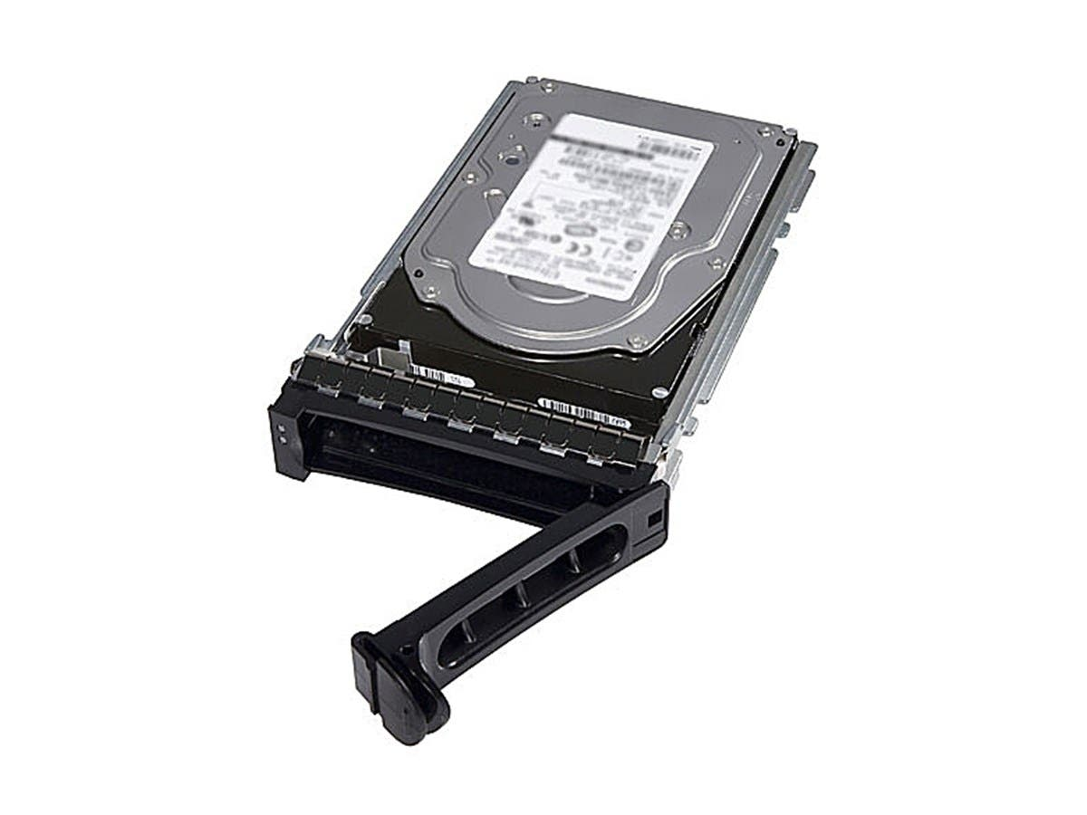 "Dell 1.20 TB 2.5"" Internal Hard Drive - SAS - 10000rpm-Large-Image-1"
