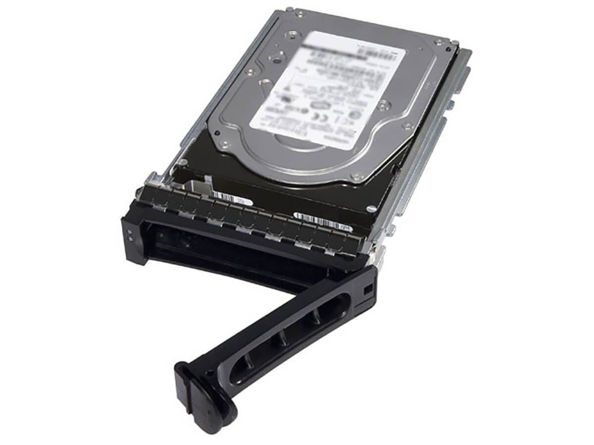 "Dell 600 GB 2.5"" Internal Hard Drive - SAS - 10000rpm-Large-Image-1"