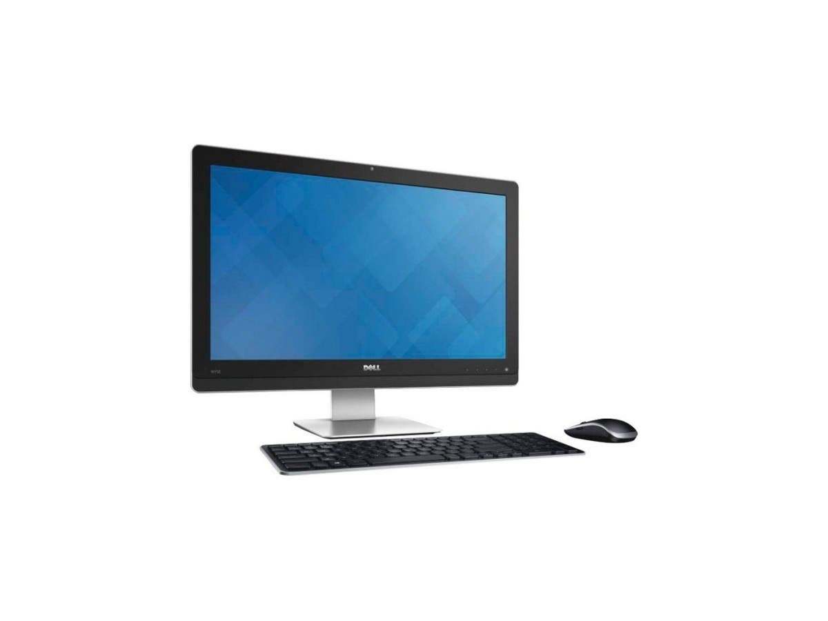 Dell Wyse 5040 All-in-One Thin Client - AMD G-Series T48E Dual-core (2 Core) 1.40 GHz desktop computer-Large-Image-1