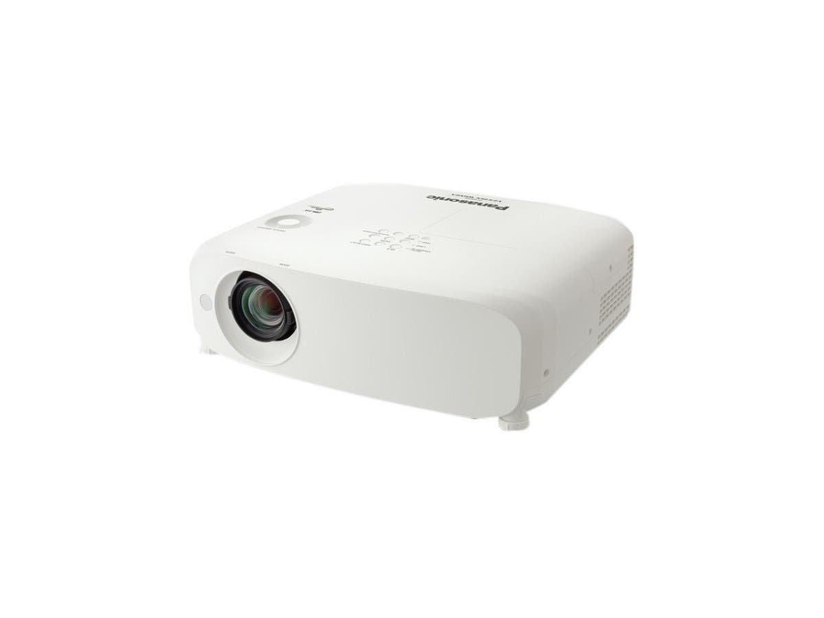 Panasonic PT-VW530 LCD Projector - 720p - HDTV - 16:10 - Front, Rear, Ceiling - F/1.6 - 1.9 - UHM - 270 W - PAL, NTSC, SECAM - 5000 Hour Normal Mode - 7000 Hour Economy Mode - 1280 x 800 - WXGA - 10,0