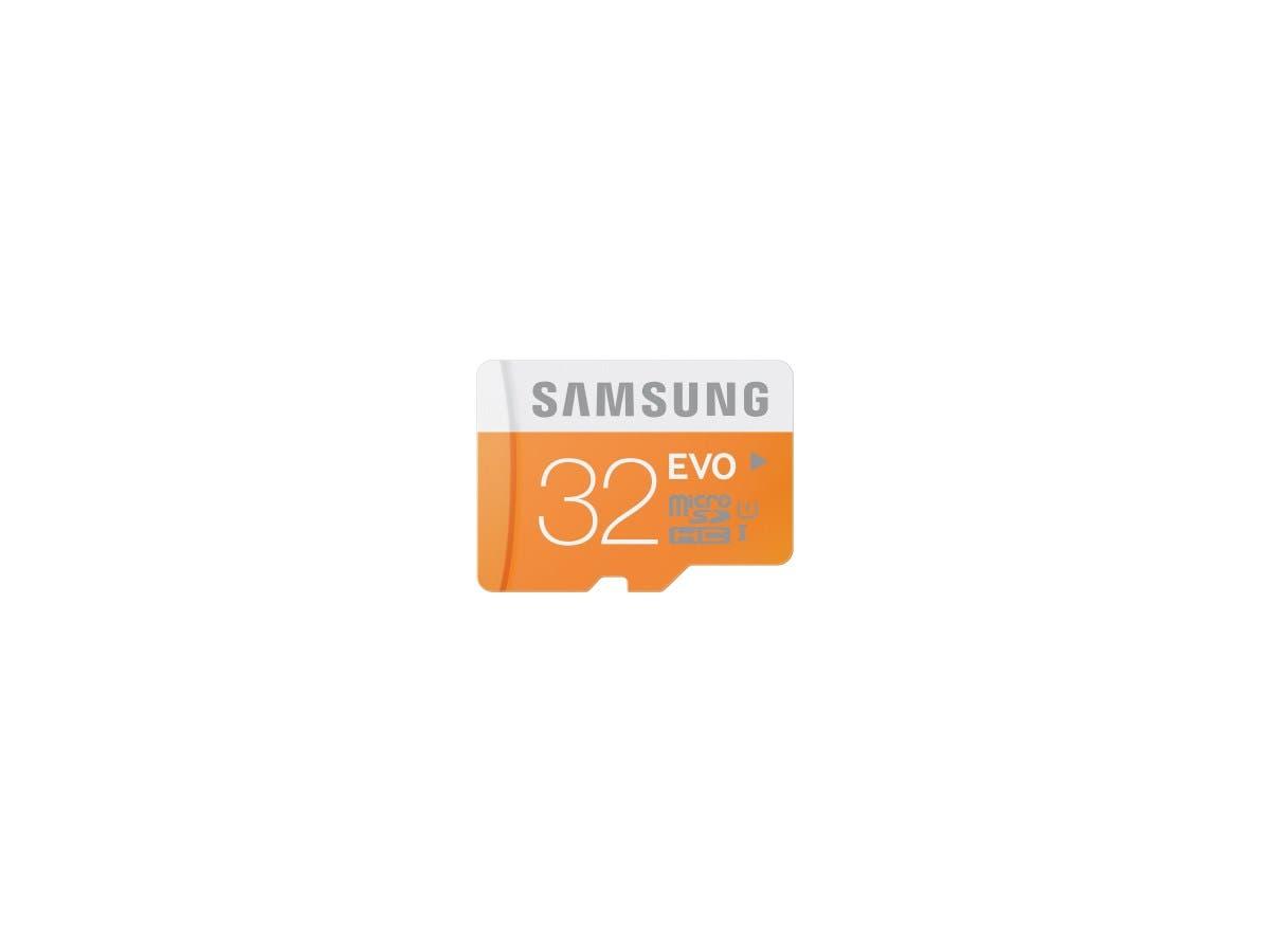 Samsung EVO 32 GB microSDHC - Class 10/UHS-I - 1 Card-Large-Image-1