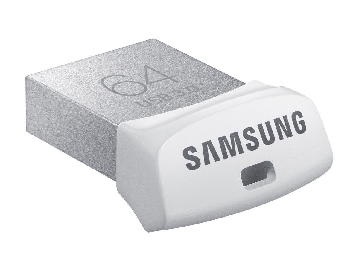 Samsung 64GB USB Flash Drive - 64 GB - USB 3.0-Large-Image-1