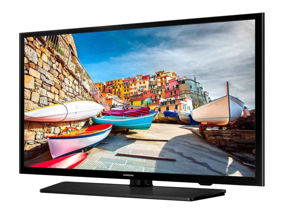 "Samsung 477 HG40NE477SF 40"" 1080p LED-LCD TV - 16:9 - 1920 x 1080 - Dolby Digital Plus, DTS 2.0 Digital out - LED - USB"