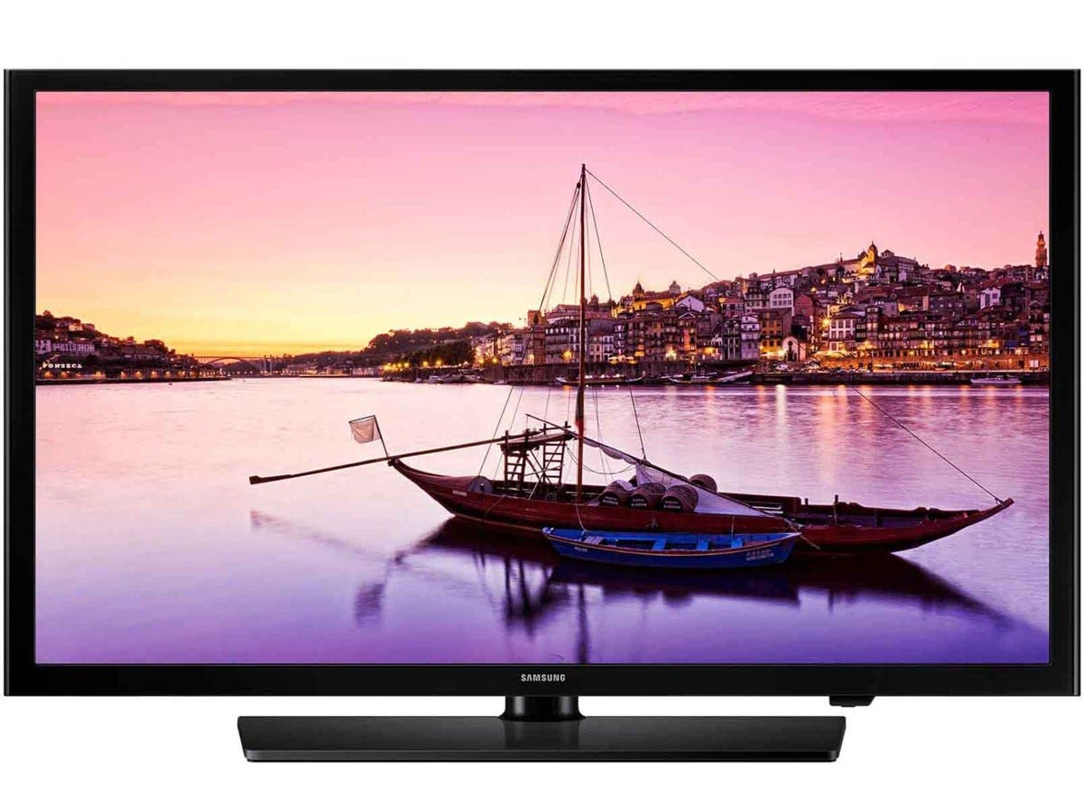 "Samsung 590 HG43NE590SF 43"" LED-LCD TV Hospitality - Direct LED - Smart TV - PC Streaming - Internet Access"