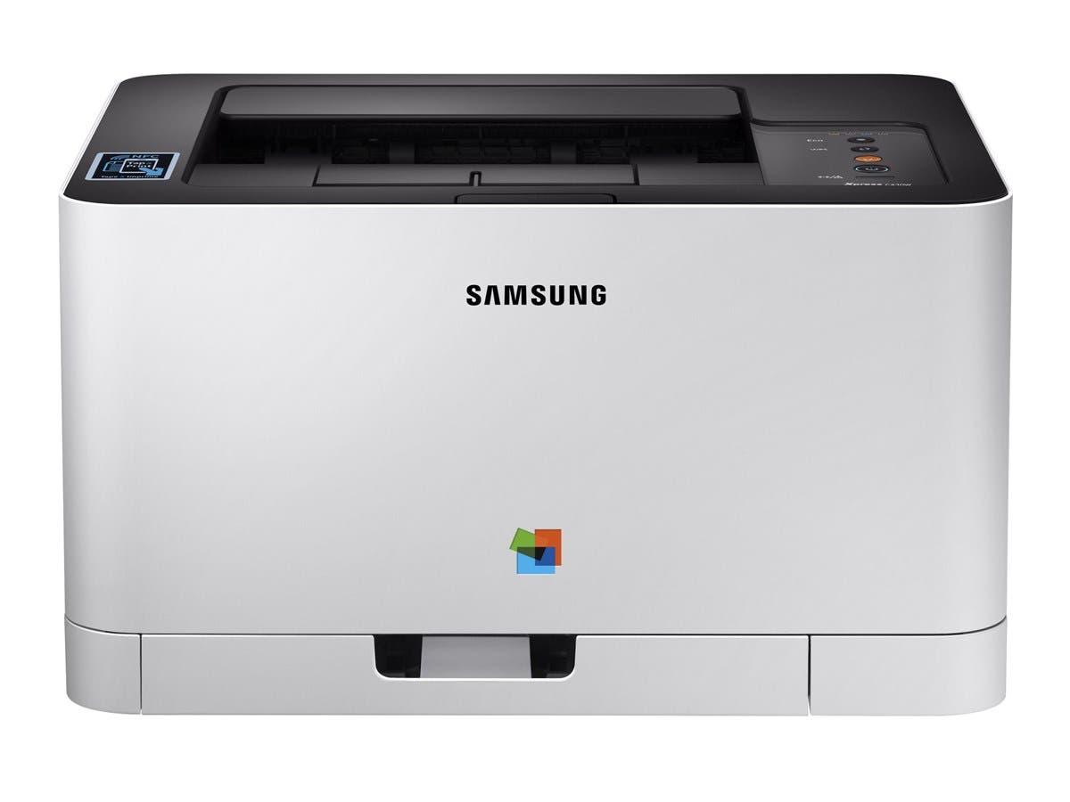 Samsung Xpress C430W (SL-C430W/XAA) Duplex 2400 dpi x 600 dpi wireless/USB color Laser