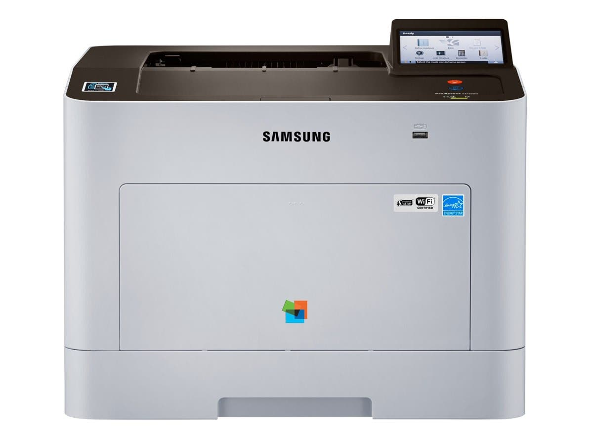 Samsung ProXpress SL-C2620DW Laser Printer - Color - 9600 x 600 dpi Print - Plain Paper Print - Desktop - 27 ppm Mono / 27 ppm Color Print - 251 sheets Standard Input Capacity - 40000 pages per month