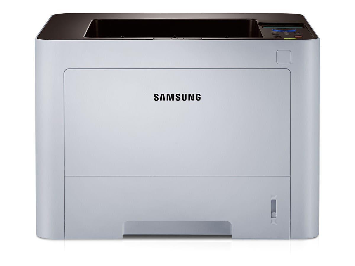 Samsung ProXpress M4020ND Laser Printer - Monochrome - 1200 x 1200 dpi Print - Plain Paper Print - Desktop - 42 ppm Mono Print - 300 sheets Standard Input Capacity - 100000 pages per month