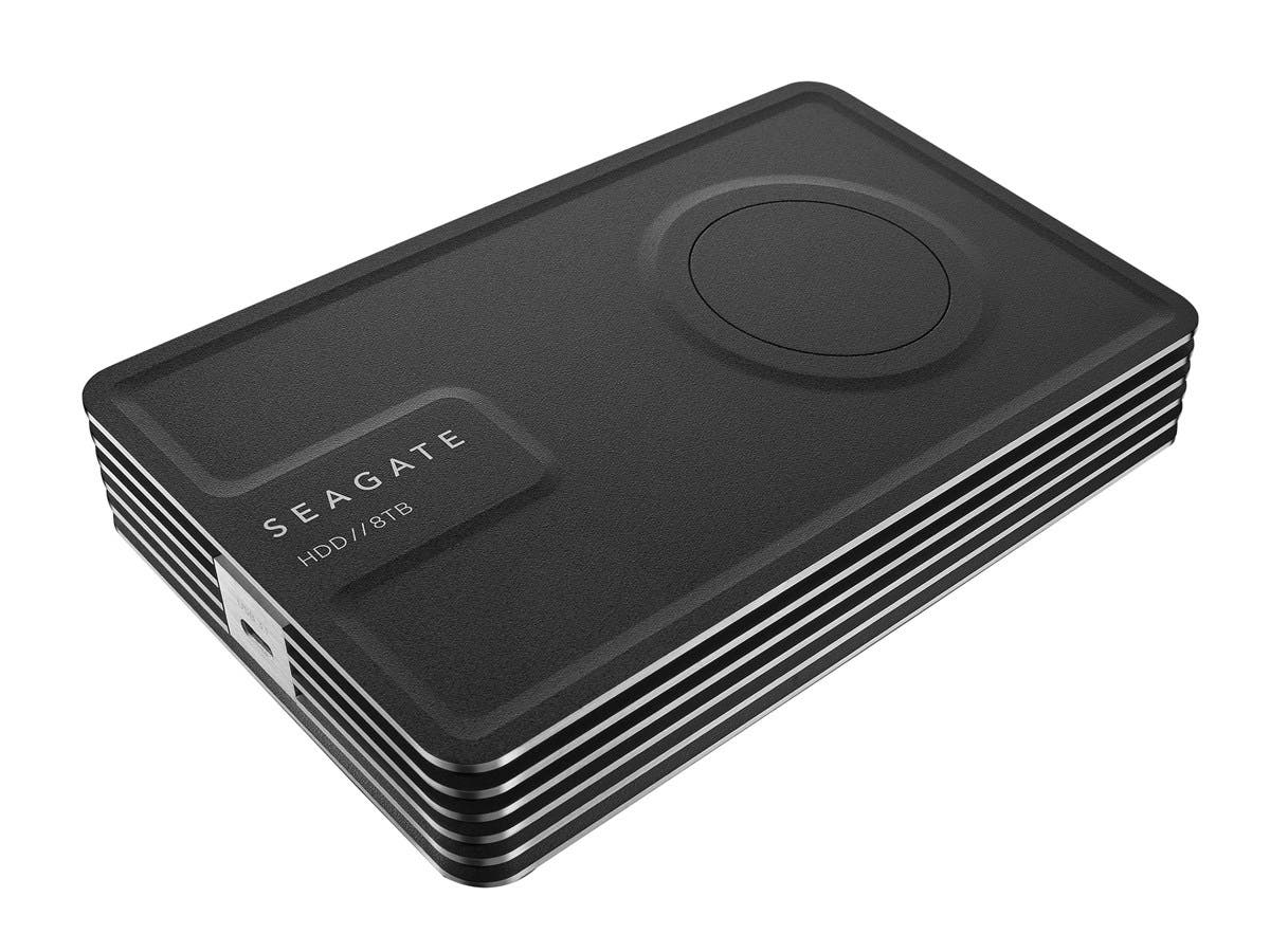 Seagate Innov8 STFG8000400 8 TB External Hard Drive - USB 3.1 - Desktop