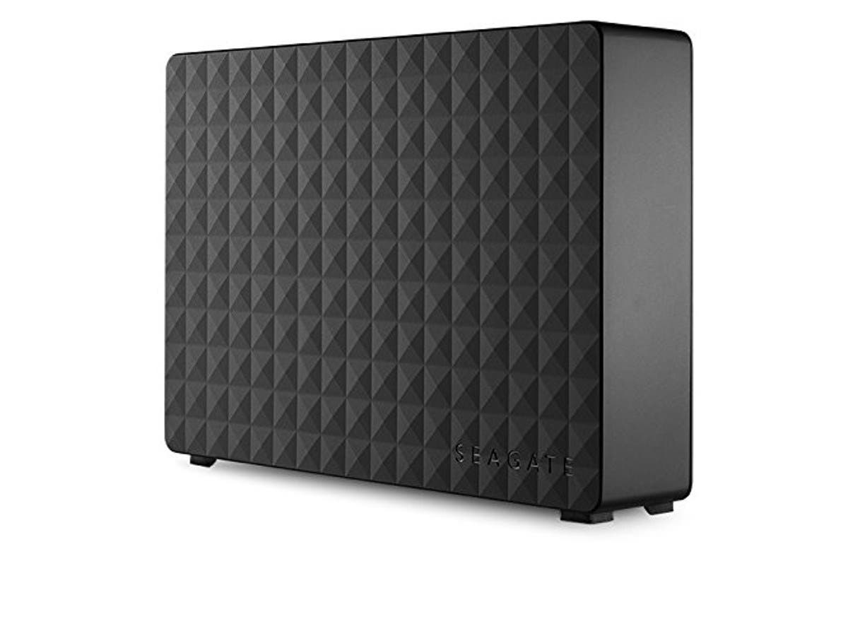"Seagate 8 TB STEB8000100 3.5"" External Hard Drive - USB 3.0 - Desktop-Large-Image-1"