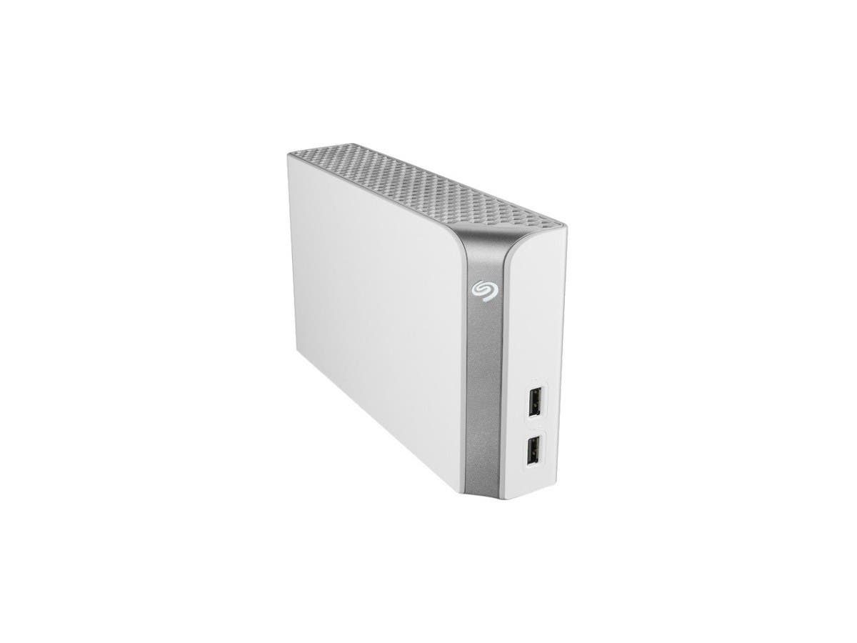 Seagate Backup Plus Hub STEM4000400 4 TB External Hard Drive - USB 3.0 - Retail