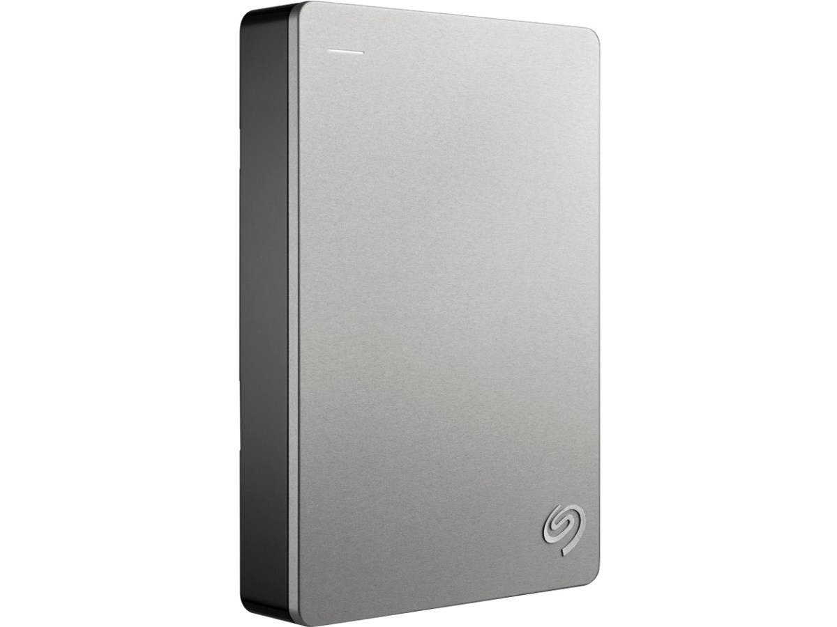 Seagate Backup Plus STDS4000400 4 TB External Hard Drive - USB 3.0 - Portable