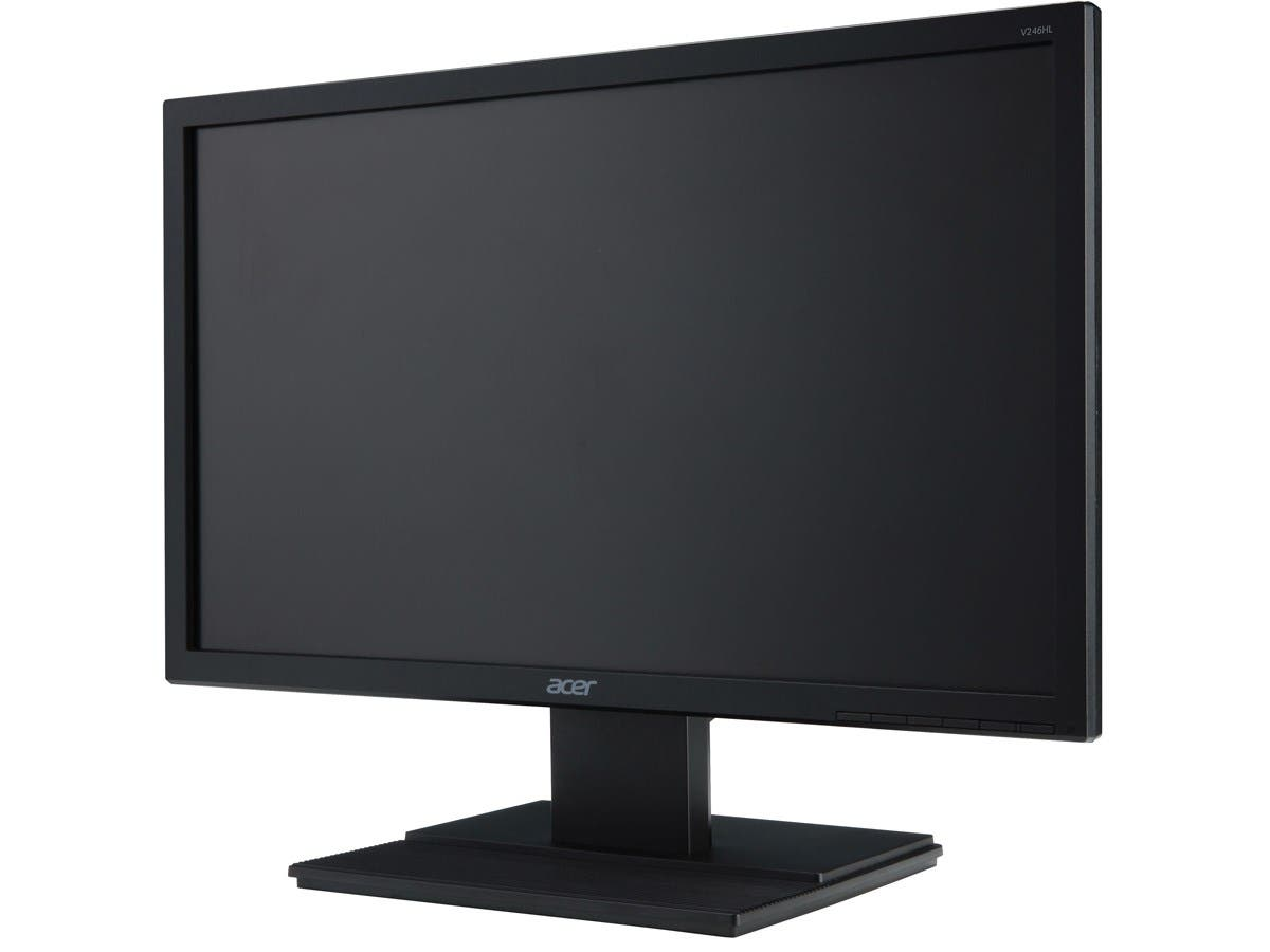 Acer UM.FV6AA.004 24-Inch Screen LCD Monitor -Large-Image-1