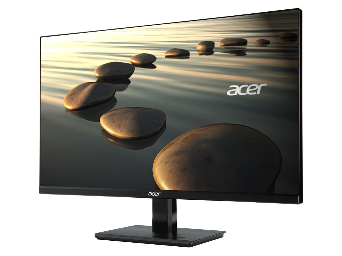 "Acer H6 H276HLbmid Black 27"" 5ms HDMI IPS panel Widescreen LED Backlight Monitor 250 cd/m2 1,000:1 Monitor"