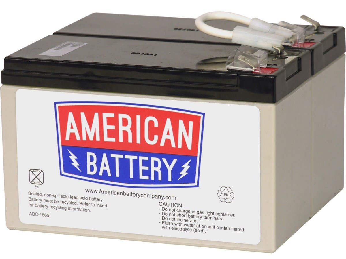 ABC Replacement Battery Cartridge#5 - Maintenance-free Lead Acid Hot-swappable