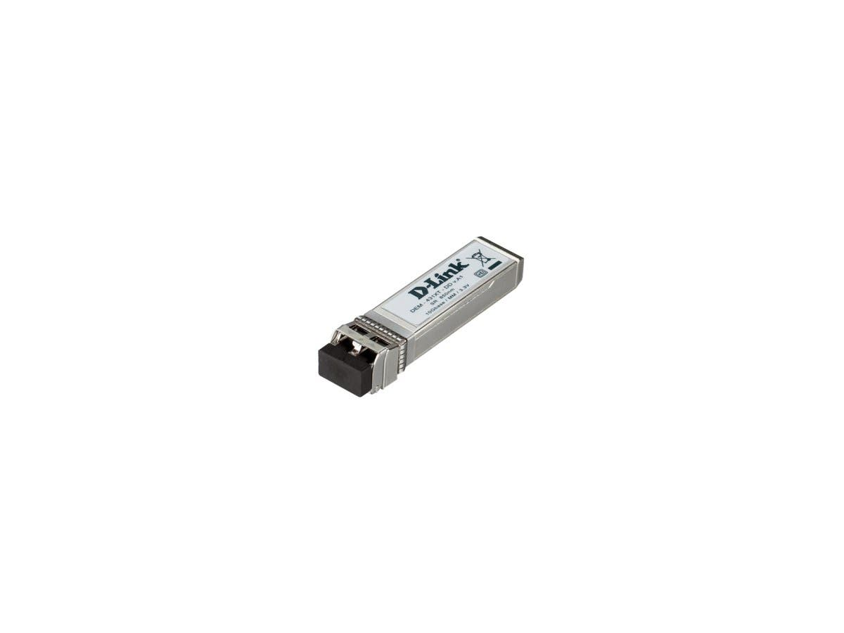 D-Link DEM-431XT-DD SFP+ Module - 1 x 10GBase-SR10 Gbit/s