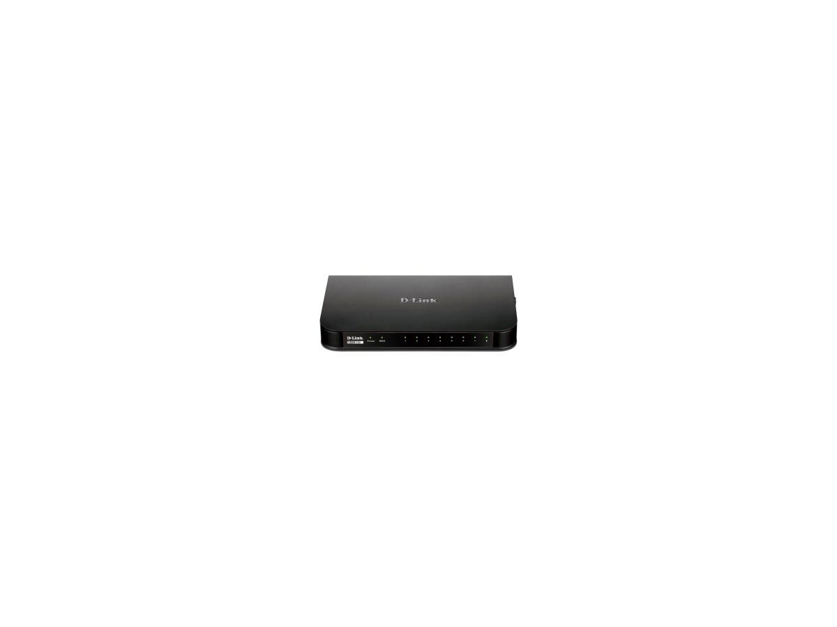 D-Link DSR-150 8-Port 10/100 VPN Router with Dynamic Web Content Filtering - 8-Port 10/100 VPN Router with Dynamic Web Content Filtering-Large-Image-1