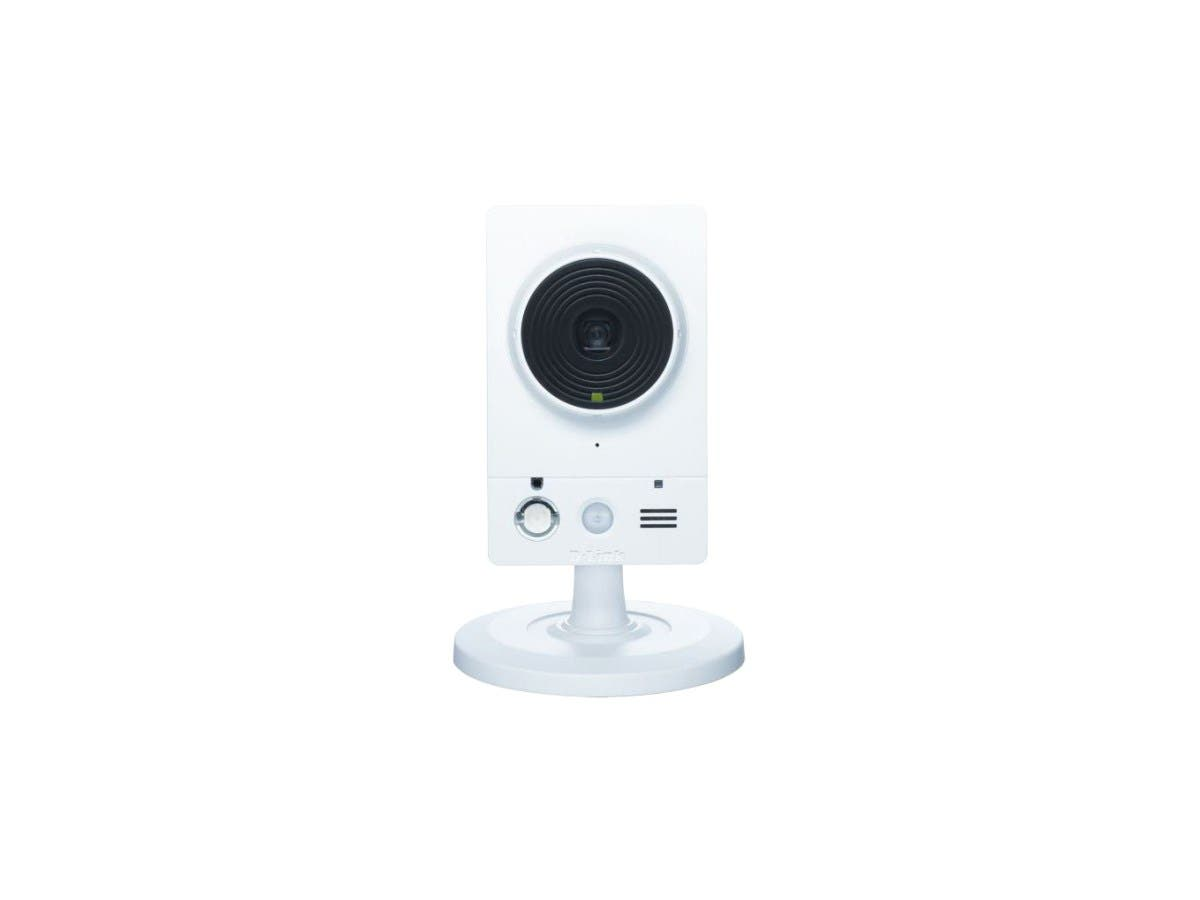 D-Link DCS-2230 Network Camera - Color - 1920 x 1080 - CMOS - Wireless, Cable - Wi-Fi - Fast Ethernet